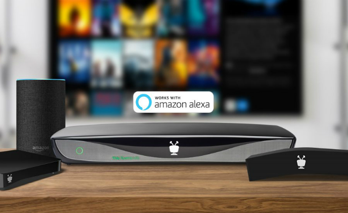 TiVo announces Alexa support for set-top boxes