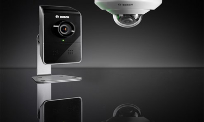 Bosch adds micro camera and dome to budget line