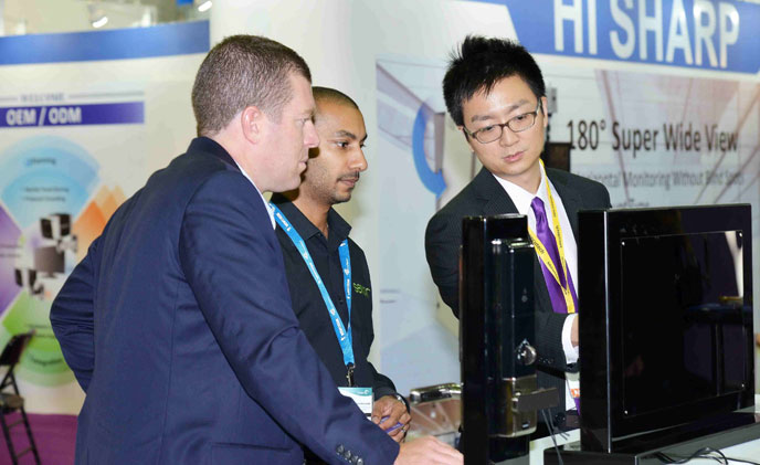 Secutech 2015 shed light on premium MIT(Made-in-Taiwan) products
