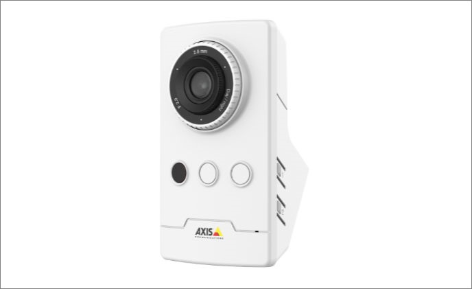 Axis announces small, flexible and easy-to-install cube cameras