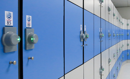 Nedap provides electronic locks for Saudi university hospital