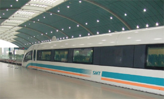 Hikvision Secures Shanghai Magnetic Levitation Train