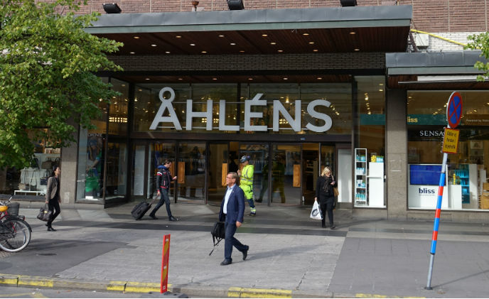 Milestone secures Scandinavian Ahléns department stores
