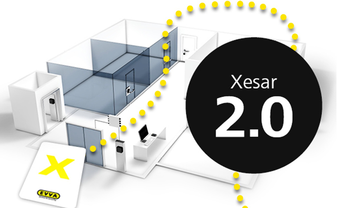 Now available! Xesar 2.0 with virtual network