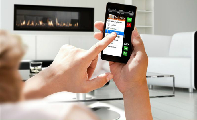 Heat & Glo makes gas fireplaces safer with smartphone app