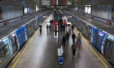 Rio metro ensures safe travels with system upgrade from lndigoVision