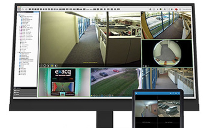 Johnson Controls introduced the latest version of exacqVision VMS (9.0)