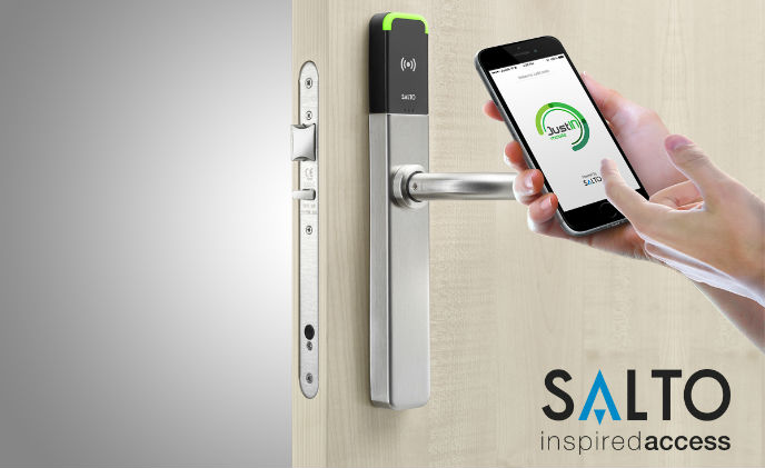 Salto to show latest access control innovations at IFSEC International 2017