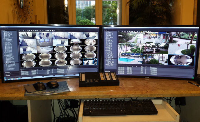 Luxury condominiums elevates surveillance with WavestoreUSA