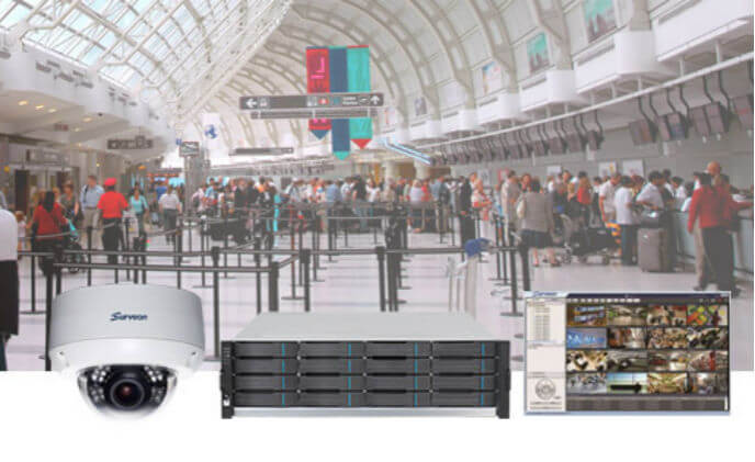 Surveon maximize airport safety with complete solutions