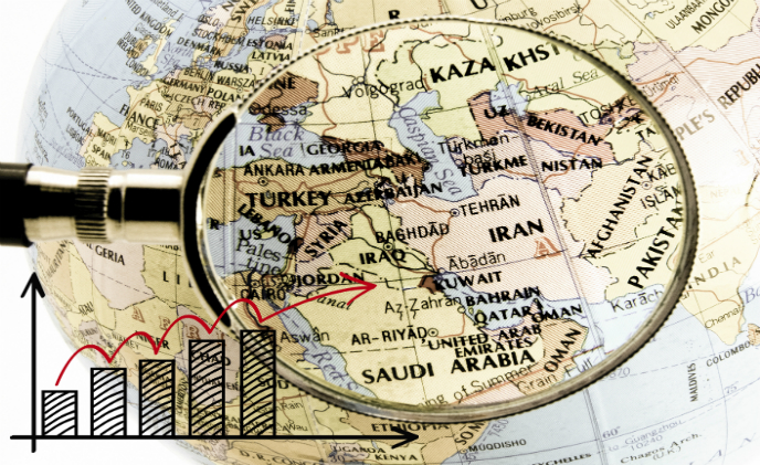 Middle East security market grows despite economic difficulties