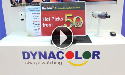[Video] Plug-and-play NVRs from Dynacolor and Itx Security
