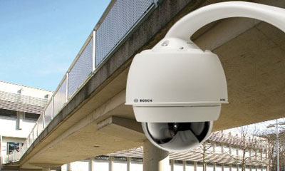 Bosch releases dome series with intelligent tracking