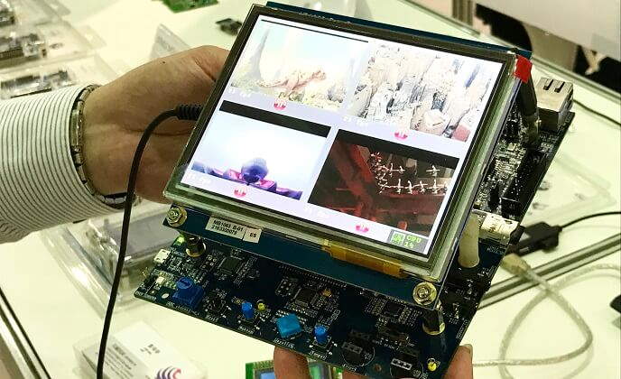 ST displays MCUs with smart home, city applications amid IoT