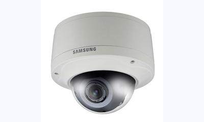 Samsung upgrades a series of 3-megapixel network cameras and domes