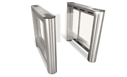 Smarter Security optical turnstiles selected by Marine Services Company