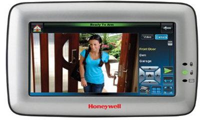How to view IP cams with Honeywell Tuxedo Touch