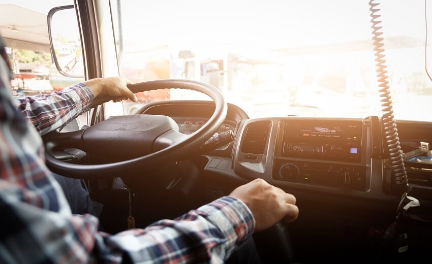 3 technologies that can benefit from 5G to better protect truck drivers