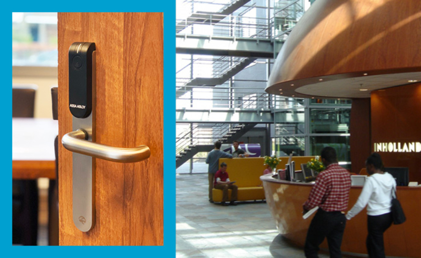 Aperio delivers integrated, wireless access control more cost efficiently than wired locks