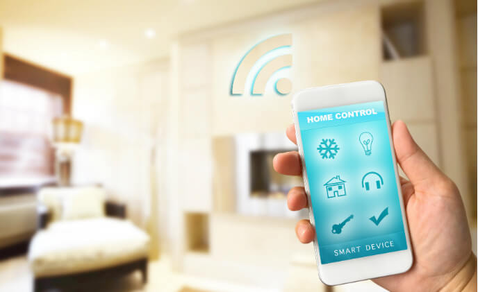 Smart controls and switches make sure energy efficiency