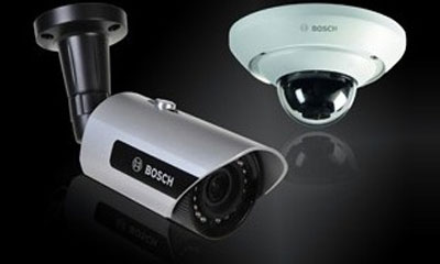 Bosch introduces 960H microdome and bullet cameras