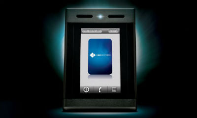 CEM releases all-in-one IP reader and controller, with built-in intercom