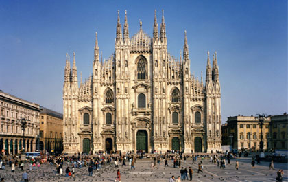 Milan Cathedral upgrades security solution with Samsung Techwin