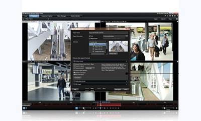 Milestone VMS integrates with Sentry360 IP cameras