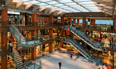 Bosch Fire Alarm System Protects Andorra S New Shopping