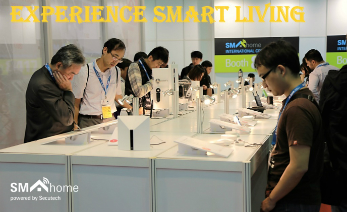 Experience smart living at SMAhome Expo 2018