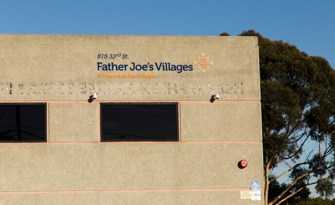Hanwha helps Father Joe's Villages protect the homeless in San Diego