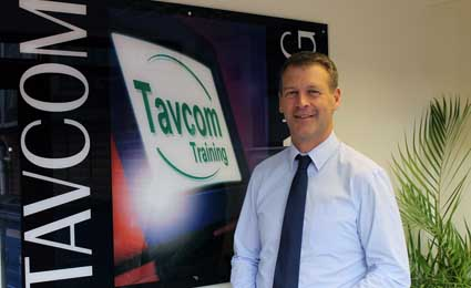 Chris Pinder joins Tavcom