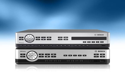 Bosch Advantage DVRs support third-party hard disks
