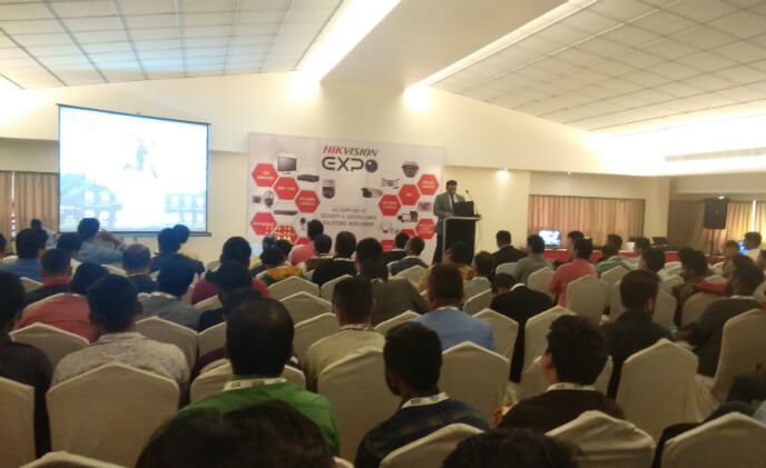 Hikvision Expo creates security tech awareness in five Indian cities