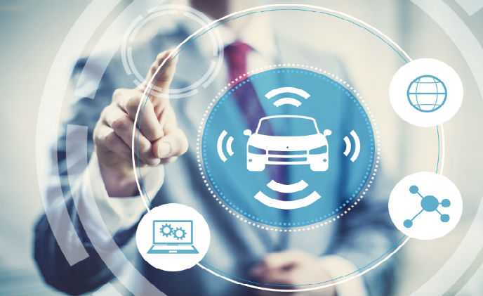 Connectivity and autonomous cars drive the future