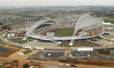 2012 Africa Cup of Nations Security Project