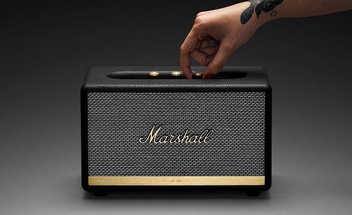 Marshall debuts two Google Assistant-powered smart speakers