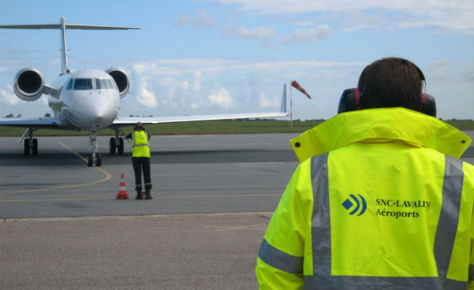 French airport conforms to civil security obligations with Paxton Net2
