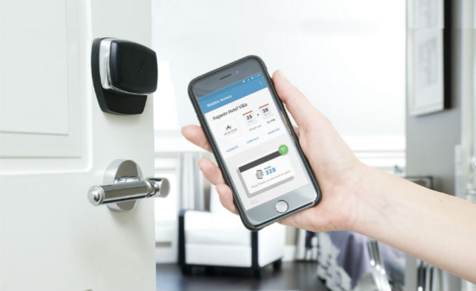 prizeotel leverages latest in hotel security and convenience technology with Assa Abloy Hospitality mobile access