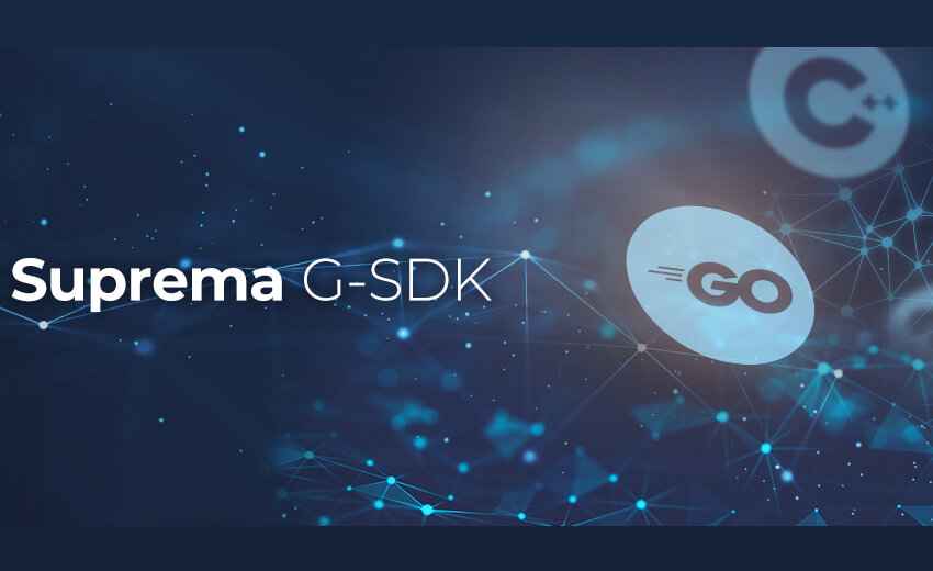 Suprema unveils Suprema G-SDK software development kit