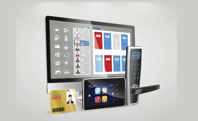 Princeton Identity showcases IOM access control tablet