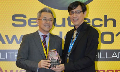VIVOTEK wins IP Camera Excellence Award at Secutech International 2013