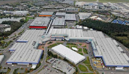 UK exhibition center eyes security and traffic smartly