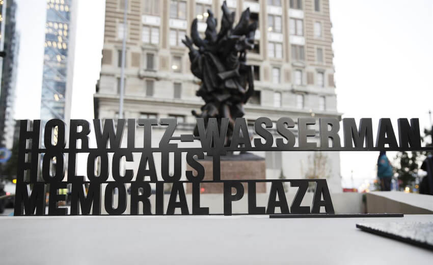 Convergint helps protect Holocaust Memorial Plaza in Philadelphia