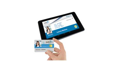 Identive/Multicard launches integrated smart card and NFC school admin solution