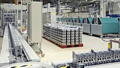 Chinese aluminum product maker monitors production with IP eyes