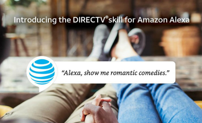 DirecTV introduces Amazon Alexa voice control
