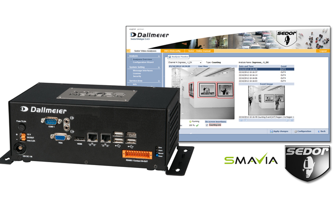 Dallmeier launches new video analysis appliance DVS 800 IPS
