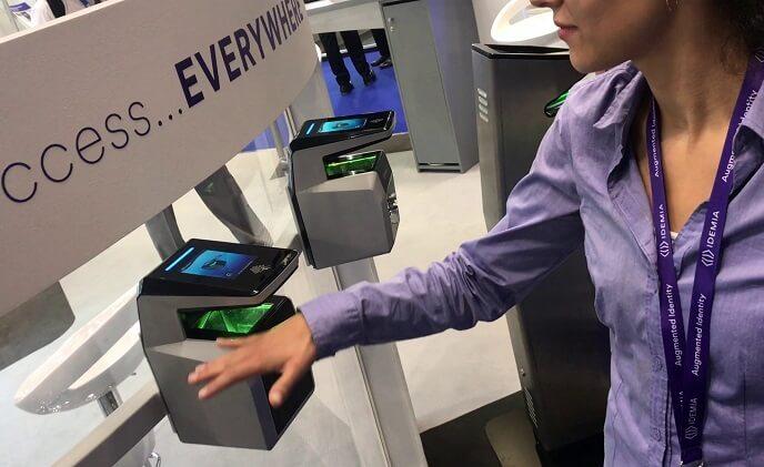 Frictionless biometrics by IDEMIA - asmag com