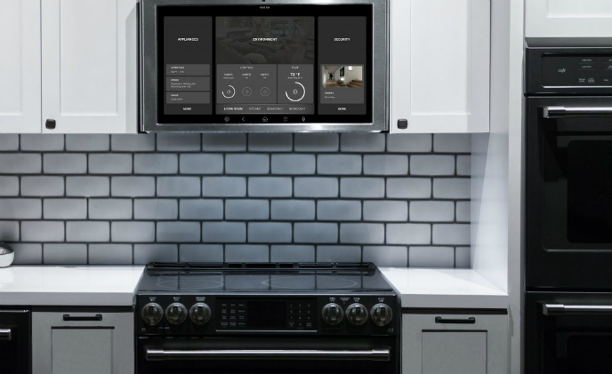 GE Appliances launches smart kitchen hub